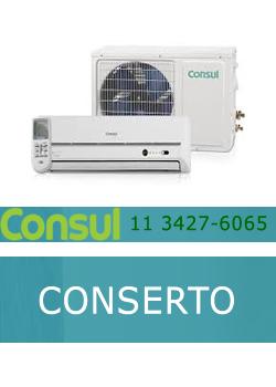 Conserto ar condicionado Consul