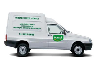 Unidade móvel Consul