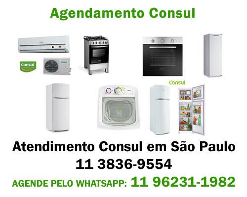 Agendamento Consul
