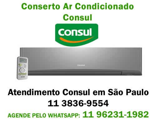 Conserto ar-condicionado Consul